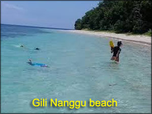 Gili-Nanggu-beach
