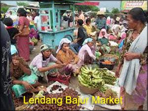 Lendang-Bajur-Market