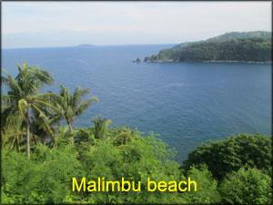 Malimbu-beach