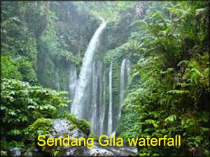 Sendang-Gila-waterfall