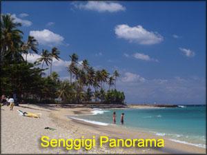 Senggigi-Panorama
