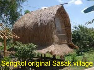 Sengkol-original-Sasak-village