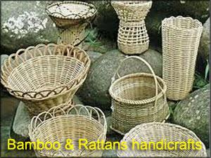 Bamboo-&-Rattans-handicrafts
