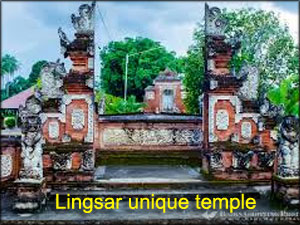 Lingsar-unique-temple